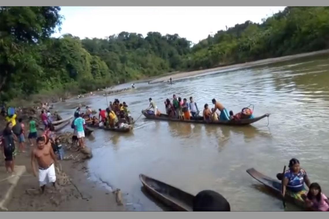 Alto Baudó es un campo de batalla entre el ELN y el Clan del Golfo - Chocó  7 días